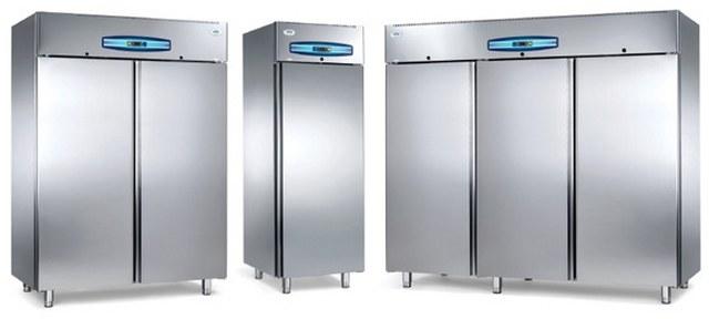 Impianti frigoriferi industriali